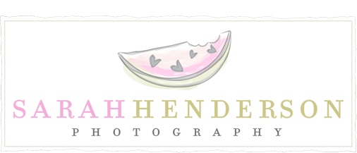Sarah Henderson Photography logo